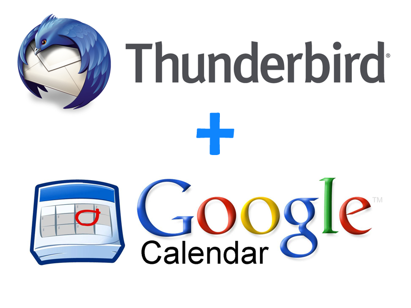 synchroniser mozilla thunderbird avec google agenda. Black Bedroom Furniture Sets. Home Design Ideas