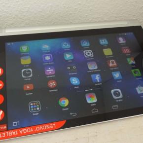 Lenovo Yoga tablet 2 (8 pouces)