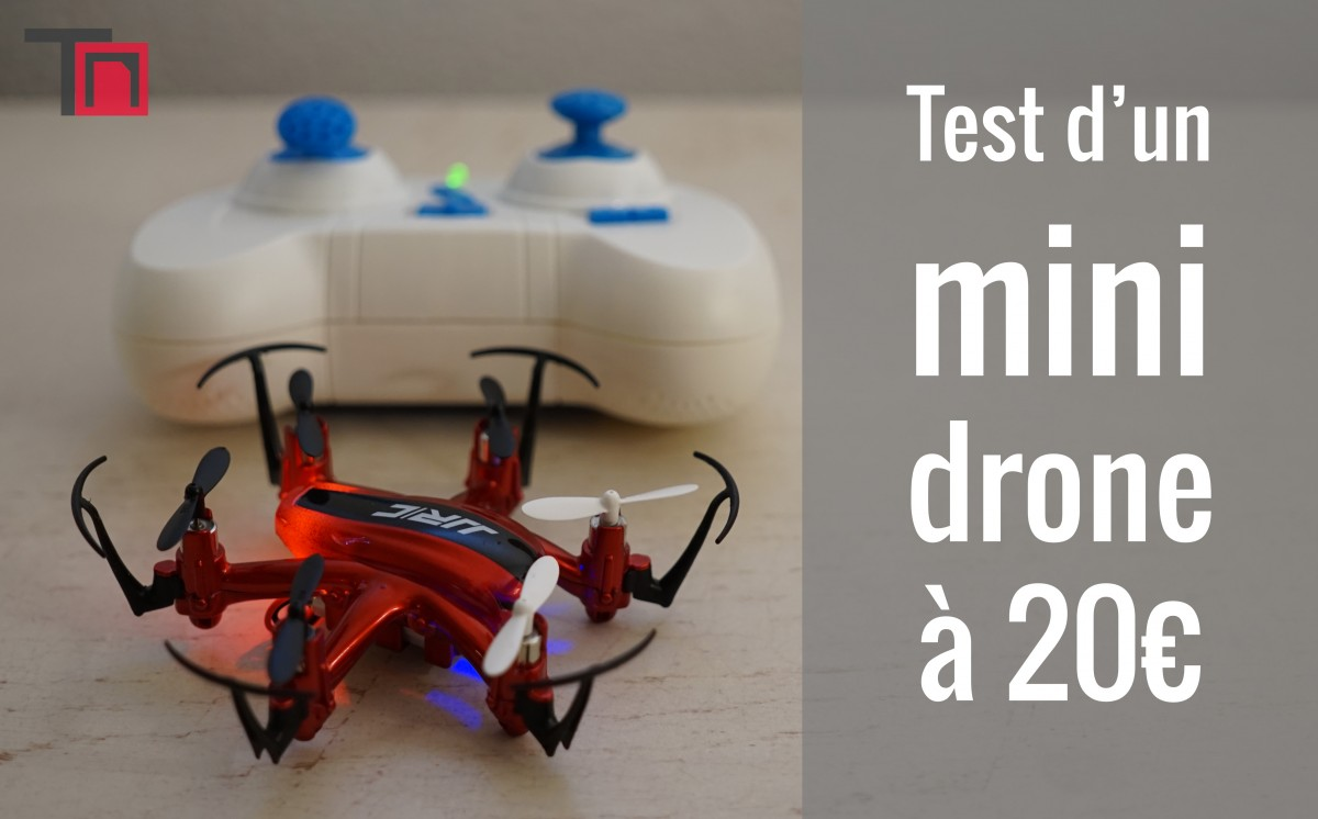 test-mini-drone-hexacopter-une