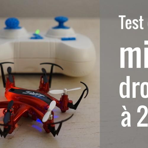 Arshiner JJRC H20 Mini RC Hexacopter