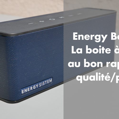 ENERGY MUSIC BOX 5
